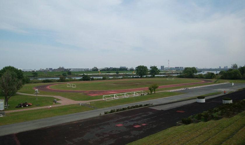 荒川戸田橋陸上競技場