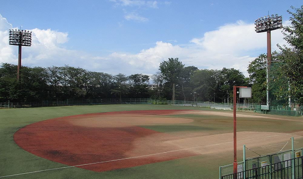 板橋区立小豆沢野球場