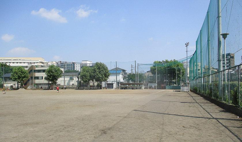 東板橋運動公園運動場