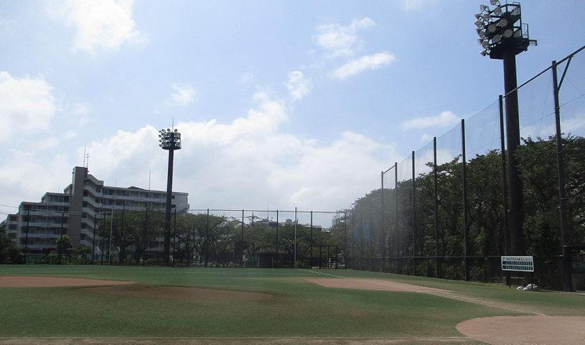 板橋区城北野球場