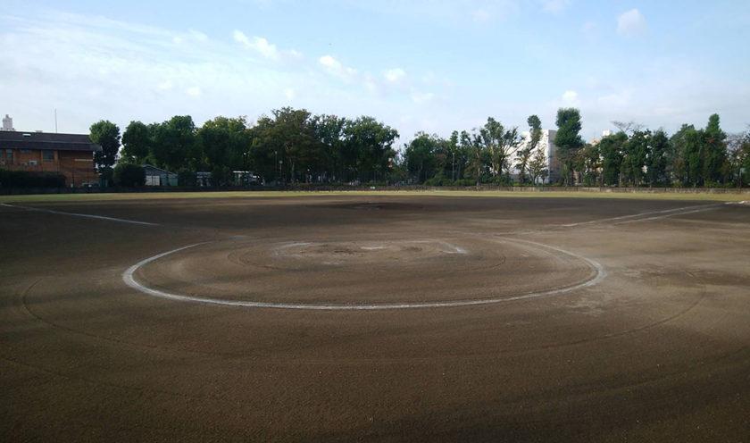 徳丸野球場